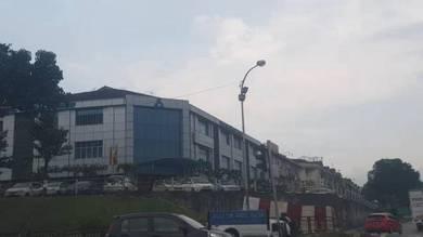 Main Road CORNER Shop Taman Sri Andalas Bayu Tinggi Bukit Tinggi Klang