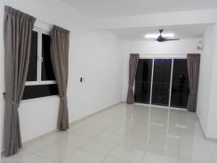 One Imperial Partially Furnished, High Floor, 1200 sf, Best Deal