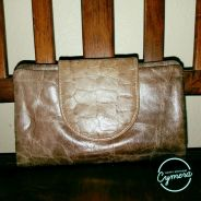 Wallet Leather MANZONI Accesories