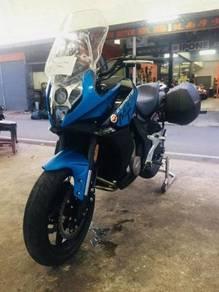 KTNS CFmoto MT650 Touring Bike *Versys TRK CB500X