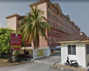 Rajawali apartment, rawang, selangor
