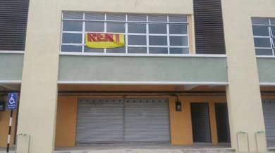Tuanku jaafar 3 seremban [near lrt/mrt] 2-storey shop