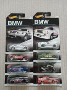 Hotwheels BMW Set of 8
