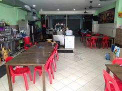 Lintas Square Restaurant Unit Business for Sale