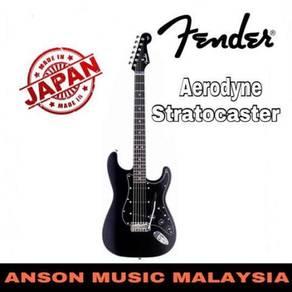 Fender Japan Exclusive Aerodyne Stratocaster,Black