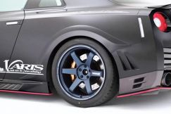 Nissan GTR R35 GTR35 Varis Rear Wide Fender
