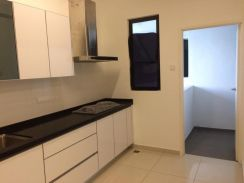 Sentosa Residence Condo, 2 carpark ,kitchen cabinet & water heather