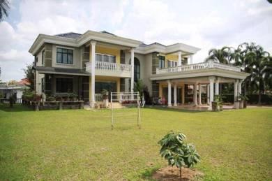 Double Storey Bungalow Melaka Perdana Resort Home Ayer Keroh