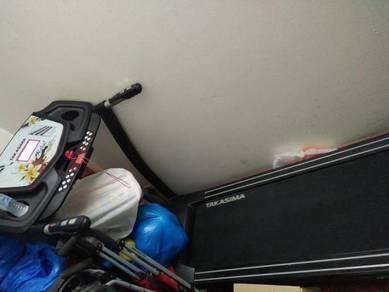 Takasima treadmill bravo tk251