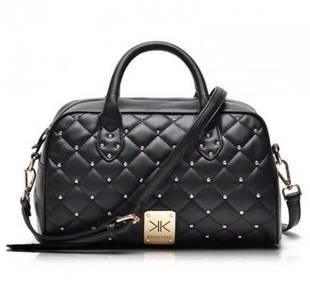 Kim Kardashian Leather Handbag
