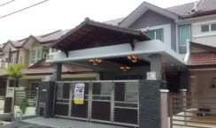 (NO SST) Gated Guarded PUTRAJAYA (Freehold 26x85 2 Storey house)