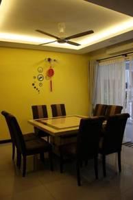Kinrara Mas, Bukit Jalil ,Puchong , 3Room Fully Renovat Freehold1100sf