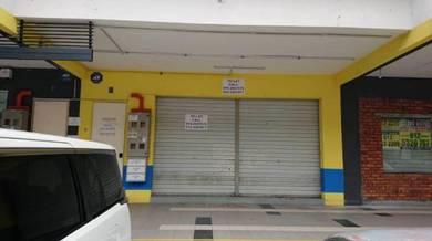 Ground floor for rent at Bandar Seri Putra
