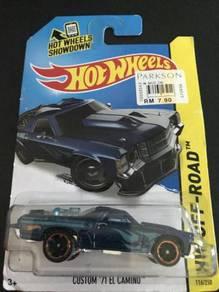 Hot Wheels CUSTOM �71 EL CAMINO 2014 TH