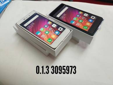 Xiaomi - redmi 4a - new