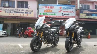 Yamaha mt09 tracer mt 09 tracer Harga Termurah
