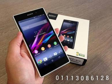 Sony xperia z1 5inch screen 20mp tiptop