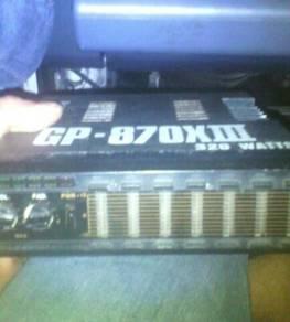 Amp untuk dijual . condition 90%