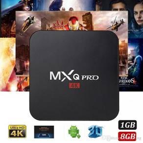 4K PRO SUPER MX (AMLOGIC) Tv BOX DECODER