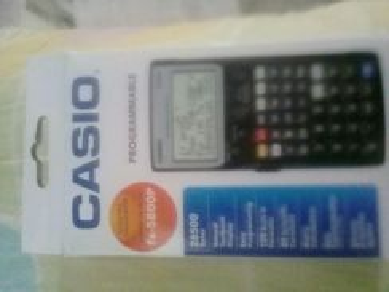 Calculator program fx-5800.maseh baru.