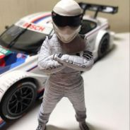 Driver Stand Diecast