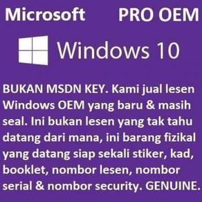 Windows 10 Pro 32bit 64bit (Update 16.March.2018)