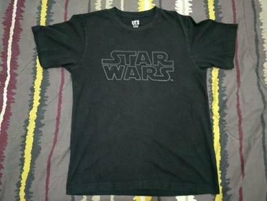 Uniqlo x star wars shirt shirt