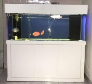 Aquarium Cabinet 5x2x2 with sump tank n top