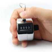 Hand tally counter 4 digit (03s)
