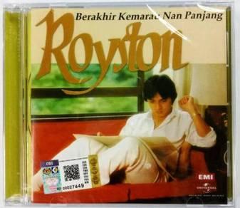 CD ROYSTON Berakhir Kemarau Nan Panjang