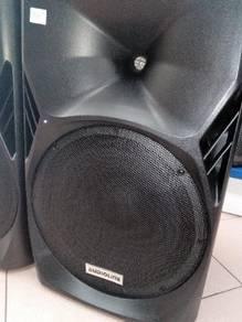 Speaker audioline 15inci
