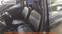 Perodua Axia Semi Leather Seat Cover Holiday OFFER