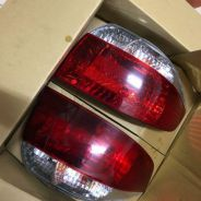 Original Toyota Vios Gen 1 2003 (NCP42) rear lamps