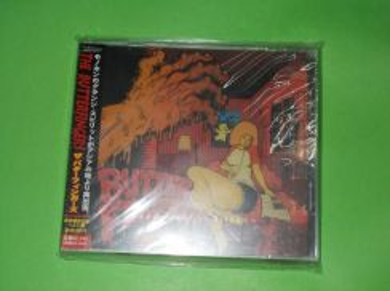 CD BUTTERFINGERS: The Butterfingers JAPAN RELEASE