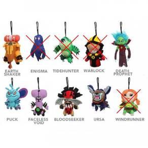 DOTA 2 Micro Plushies Doll (PRELOVED)