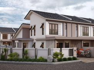 1 1/2 Storey House Persis Ujana , Sg Soi