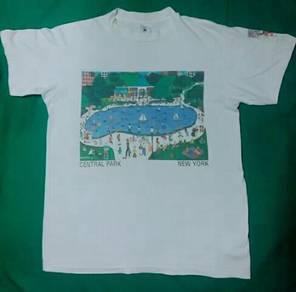 T shirt central park 1992