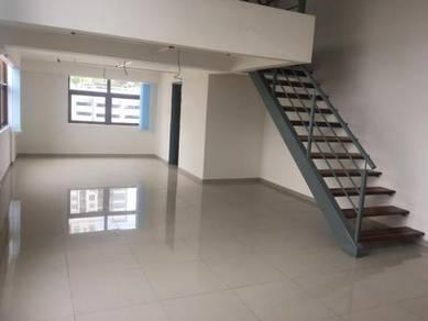 Pinnacle Kelana Jaya Duplex near Paradigm & LRT