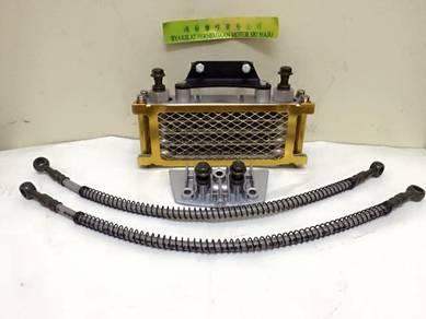 Oil cooler takegawa model