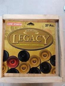 Legacy Tournament Carrom seed