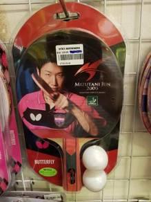 Butterfly Mizutani Jun ping pong bat