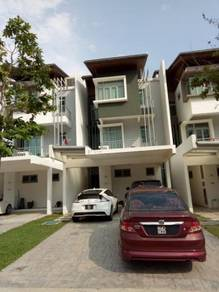 Fully Furnished 3 Storey Terrace Cyberjaya + Cash Back