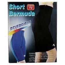 [Size S] Short Bermuda ( 10-158-02 )