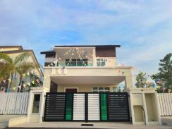 Luxury affordable 2sty bungalow with 6 rooms
