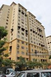 Delima Apartment Old Klang Road, strata title Tingkat 3