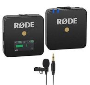 (SALE) Rode Wireless GO Wireless Mic + Lavalier GO