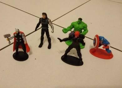 Marvels original 2 mini figure