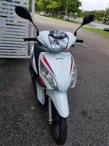 Honda Spacy used like new
