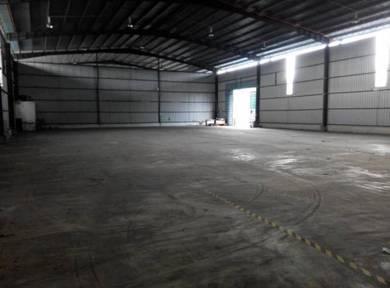 30,000 Sqft Factory Cum Warehouse At Bukit Minyak For Rent