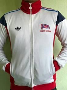Adidas Olympic Team GB tracktop jacket